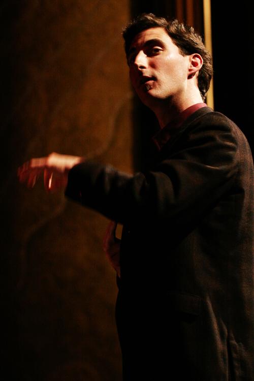 Dustin Soiseth conducting